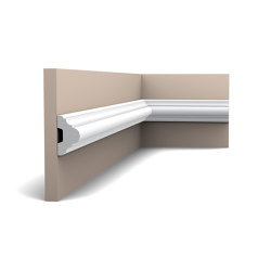 Wall Mouldings - P4020 | Borders | Orac Decor®