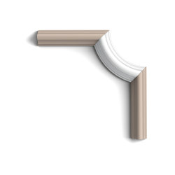 Wall Mouldings - P4020A | Listones | Orac Decor®