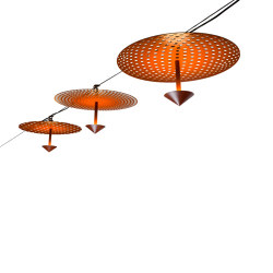 Victoria Wire Outdoor | Lampade outdoor sospensione | Blond Belysning