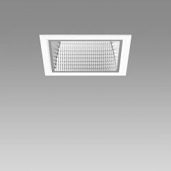 Echo Square 140 | Recessed ceiling lights | Regent Lighting