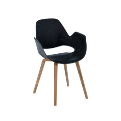 FALK | Dining armchair - Oiled oak legs | Chairs | HOUE