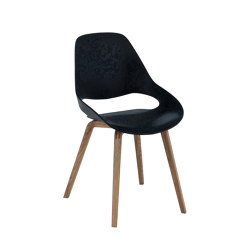 FALK | Dining chair - Oiled oak legs | Chairs | HOUE