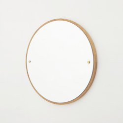 Circle Mirror  | Medium | Mirrors | Frama