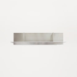 Rivet Shelf | Small | Estantería | Frama