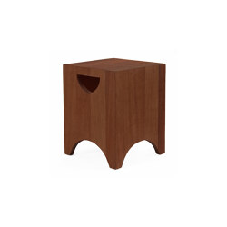 Teo Outdoor Cube | Tables d'appoint | Pfeifer Studio