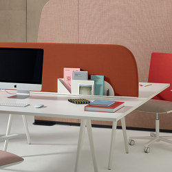 Paravan Mood | Table dividers | Arper
