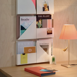 Paravan Mood | Display stands | Arper