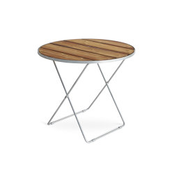 April Go folding table | Mesas comedor | Vestre