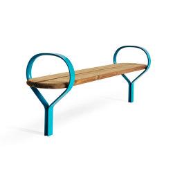 Folk bench | Bancos | Vestre