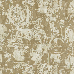 Anthropic Sandstone/Gold | Wall coverings / wallpapers | Anthology