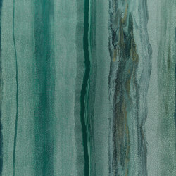 Vitruvius Chrysocolla/Apatite | Wall coverings / wallpapers | Anthology