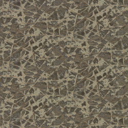 Shatter Gold/Zinc | Wall coverings / wallpapers | Anthology