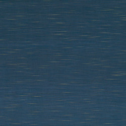 Hibiki Cobalt/Gold | Tessuti decorative | Anthology