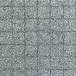 Cilium Aqua/Grey   Wall coverings / wallpapers   Anthology