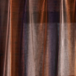 Stria Stone/Amber/Plum | Tessuti decorative | Anthology