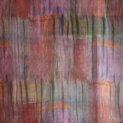 Yuti Oxide/Amber/Plum | Drapery fabrics | Anthology