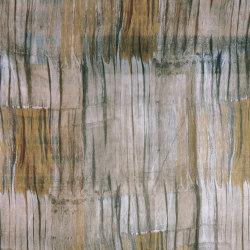 Yuti Saffron/Pewter/Charcoal | Drapery fabrics | Anthology
