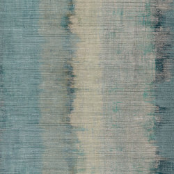 Lustre Topaz/Argent | Wall coverings / wallpapers | Anthology