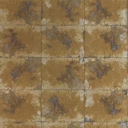 Oxidise Saffron/Graphite | Revestimientos de paredes / papeles pintados | Anthology