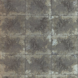 Oxidise Mink/Silver | Revestimientos de paredes / papeles pintados | Anthology