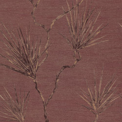 Peninsula Palm Amber | Wall coverings / wallpapers | Anthology