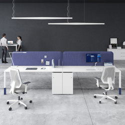 Asterisco App Top Fly | Desks | Estel Group