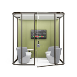 Collaborative Freestanding | Office Pods | Estel Group