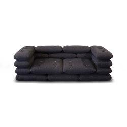 Brick 2-seater sofa | Canapés | jotjot