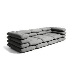 Brick 3-seater sofa | Sofas | jotjot