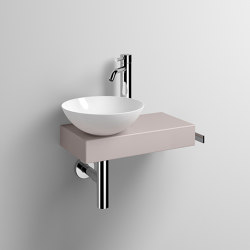 Piccolo Novo   Wash basins   Alape