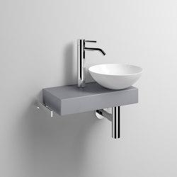 Piccolo Novo | Wash basins | Alape