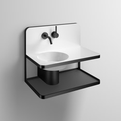 Steel19 | Wash basins | Alape