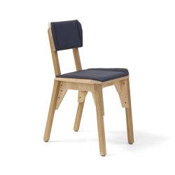 's Chair with Kvadrat Rime 781 | Chairs | Vij5
