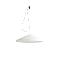 Lloop XL uni white | Suspended lights | Vij5