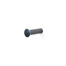 Solid Hooks tempered steel 80 grams   Pomos   Vij5