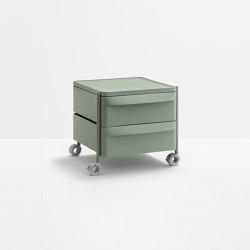 Boxie BXL 2C | Cassettiere ufficio | PEDRALI
