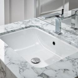 BetteOne Undermounted | Wash basins | Bette