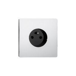 Grace - Mirrorchrome - Socket | Toggle switches | Atelier Luxus