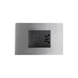Cullinan - Brushed nickel - shavingsocket |  | Atelier Luxus