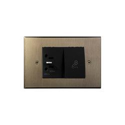 Cullinan - Oldgold - shavingsocket |  | Atelier Luxus