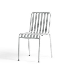 Palissade Chair Hot Galvanised | Chairs | HAY