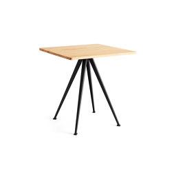Pyramid Café Table 21 | Bistro tables | HAY