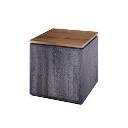 LUCEM_ONE Cube L | Taburetes | Lucem