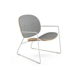 Tondina Lounge upholstered | Sessel | Infiniti