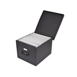 Archive mega, graphite | Storage boxes | BIARO