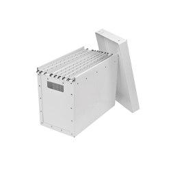 Archive standard, white | Storage boxes | BIARO