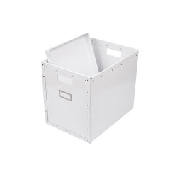 Storage, white | Storage boxes | BIARO