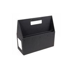 Schoolbox, graphite | Contenedores / Cajas | BIARO