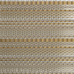 A-2484 | Golden | Metal meshes | Naturtex