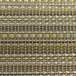 Effects A-2484 | golden | Metal meshes | Naturtex